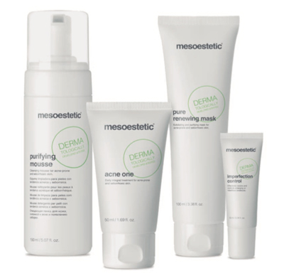 Acnelan home treatment pack