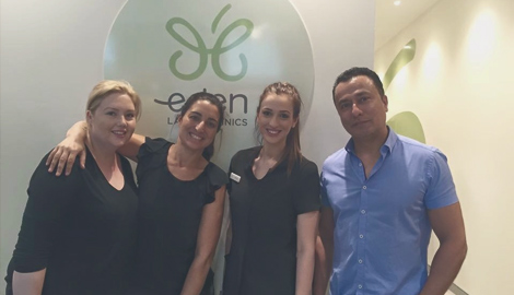Eden Laser Clinics - our story