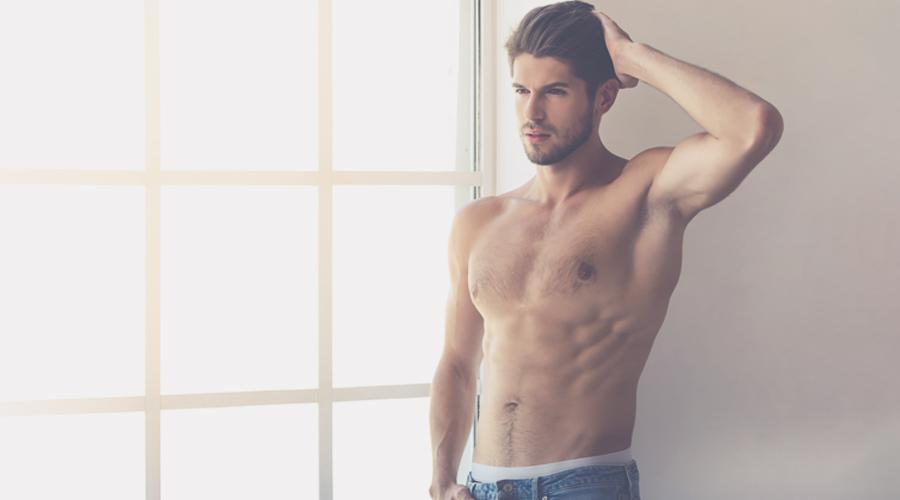 Laser hair removal for men in Sydney